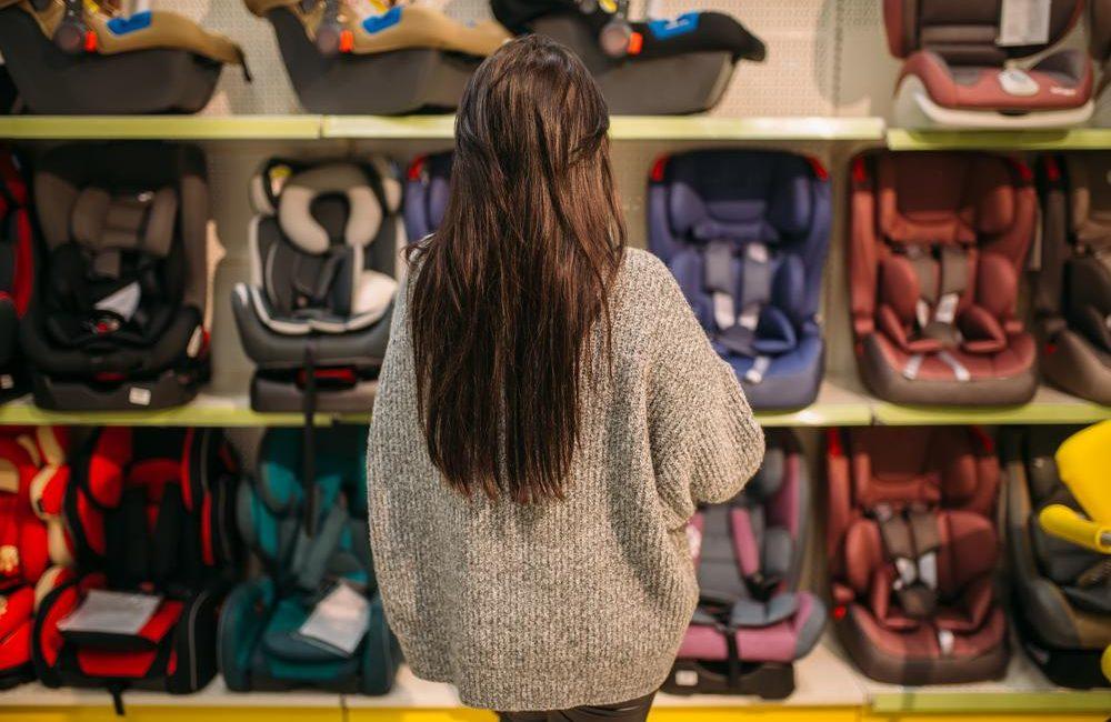 6 стъпки при избора на детско столче за кола