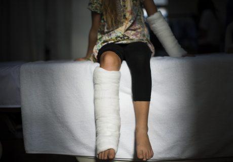 Митове за возенето на обратно: Има риск от счупване на краката